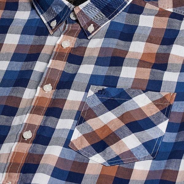 Camisa MERC Ashford Brown