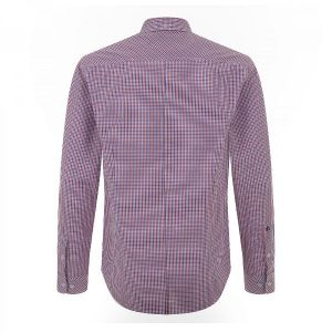 Camisa Merc Bellman Red Blue