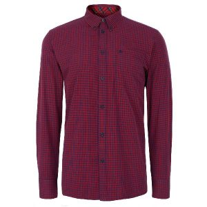 Camisa Merc Japster Red Blue