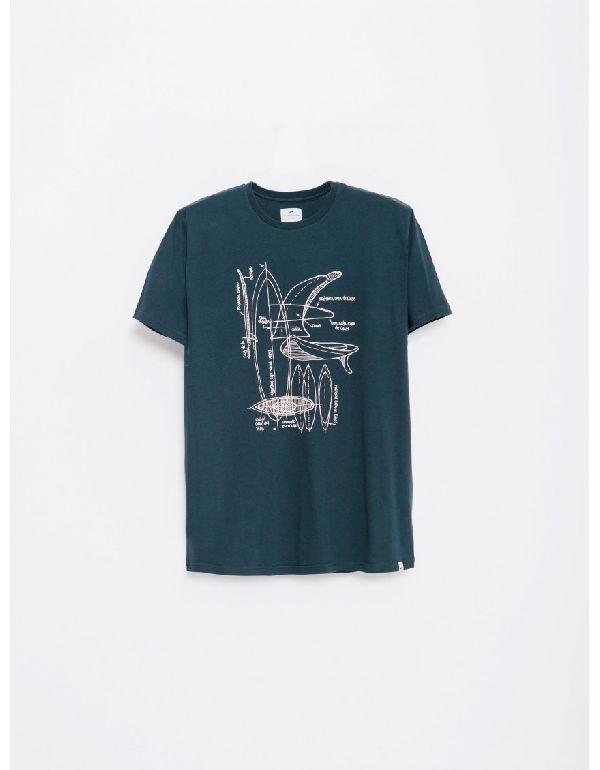 Camiseta Loreak Mendian Quillas