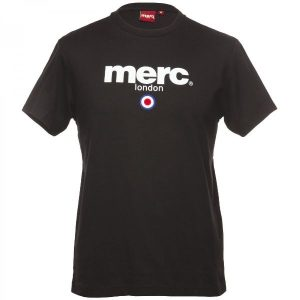 Camiseta Merc Brighton Black