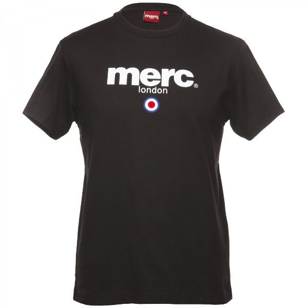 Camiseta Merc Brighton Black