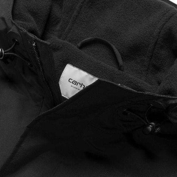 Chaqueta Carhartt Nimbus Pullover  winter black