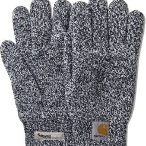 Guantes Carhartt Scott gloves Black white